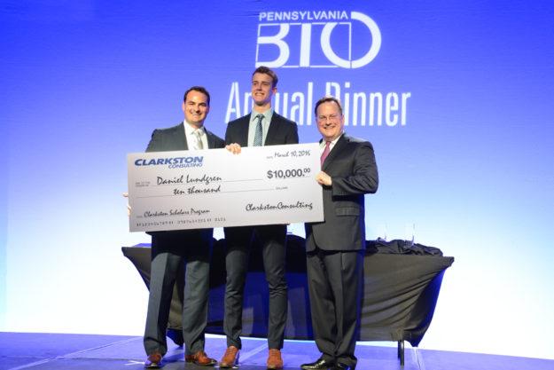 PA Bio Dinner Clarkston Scholar Award