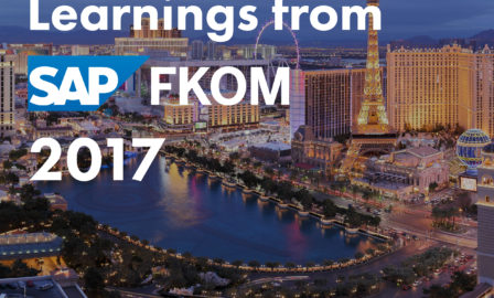 Lessons from FKOM