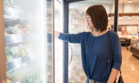 Frozen food trends
