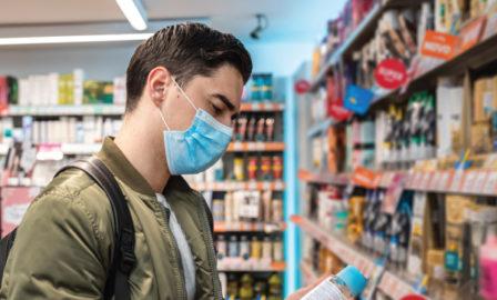 coronavirus impact on grocery