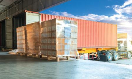 COVID-19 impact on logistics