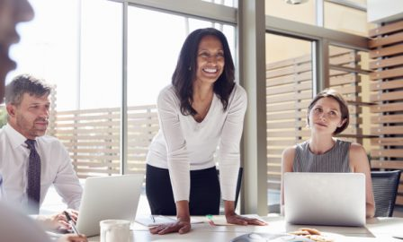 women+ in the workplace